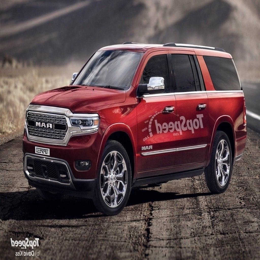 2020 Dodge Durango Concept