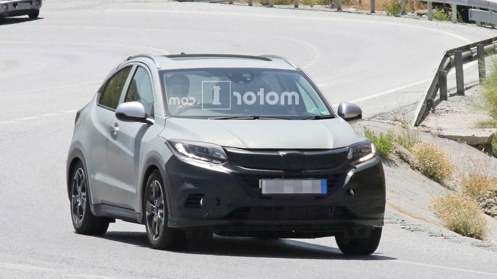 2020 Honda HRV Powertrain