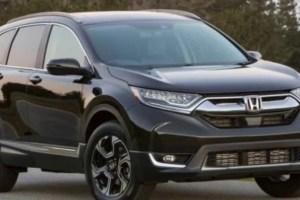 2020 Honda HRV Spy Photos