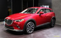 2020 Mazda CX3 Powertrain
