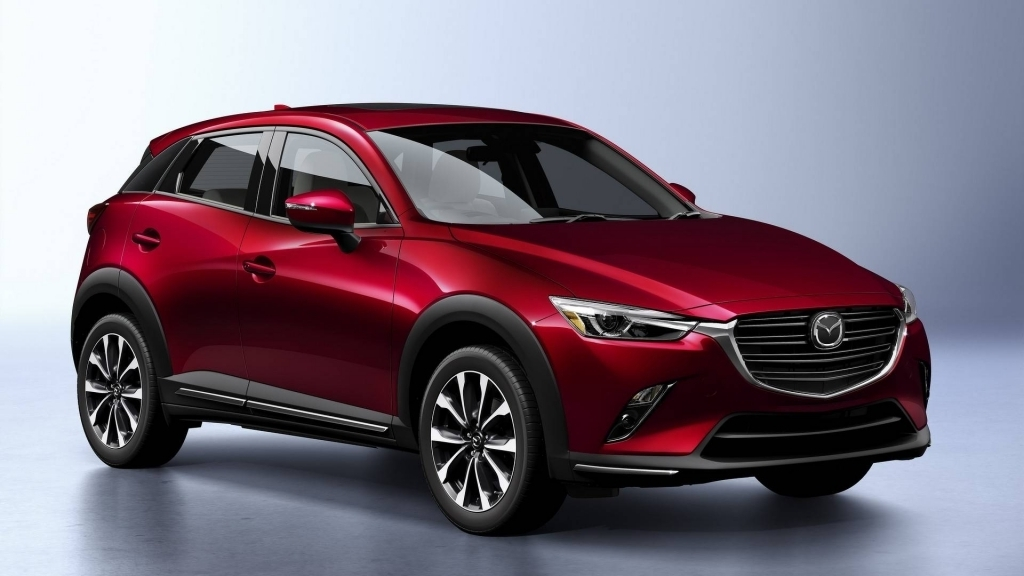 2020 Mazda CX3 Wallpapers