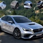 2020 Subaru WRX STI Concept