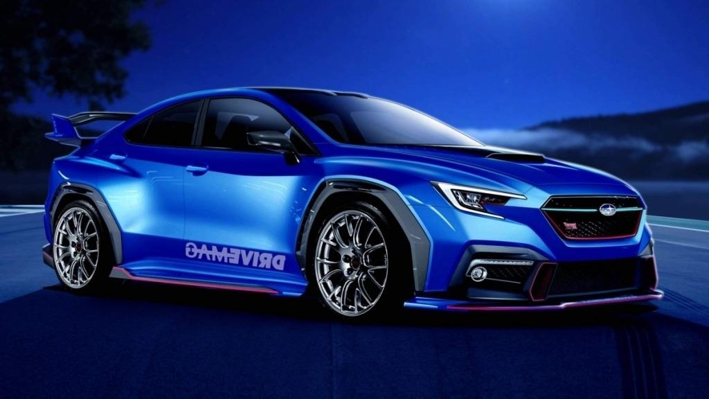 2020 Subaru WRX STI Pictures