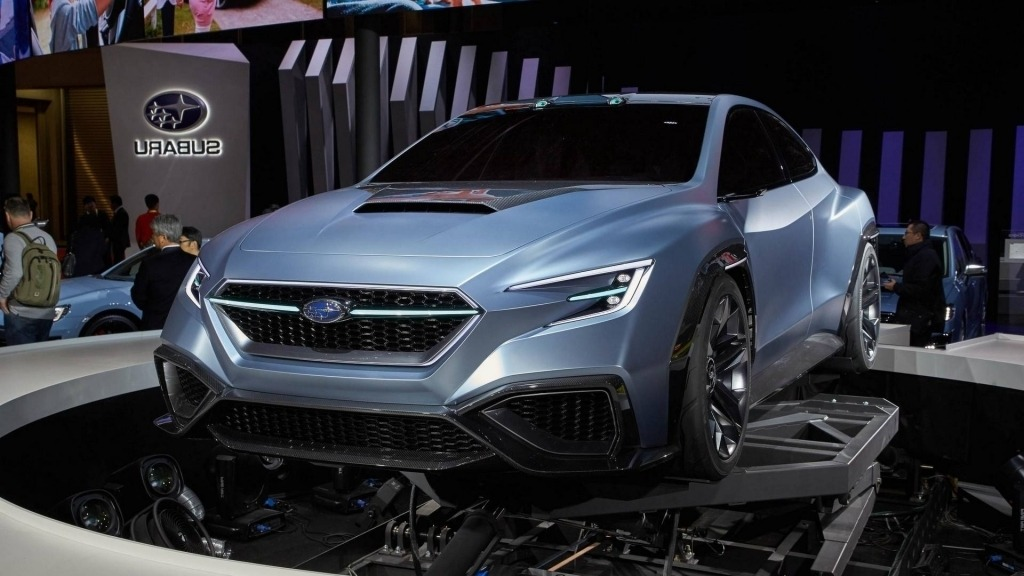 2020 Subaru WRX STI Specs