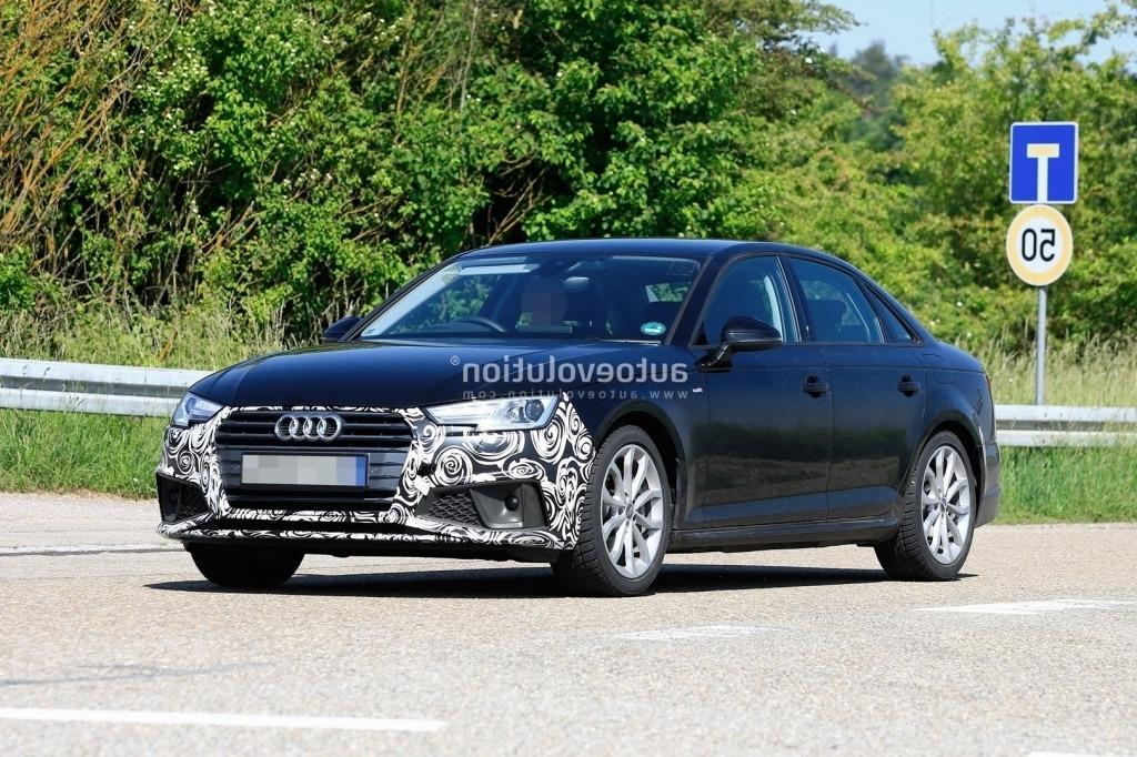 2020 Audi A4 Release Date