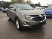2020 Chevrolet Equinox Drivetrain