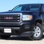 2020 GMC Canyon Spy Shots