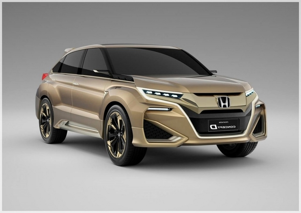 2020 Honda Crosstour Spy Photos