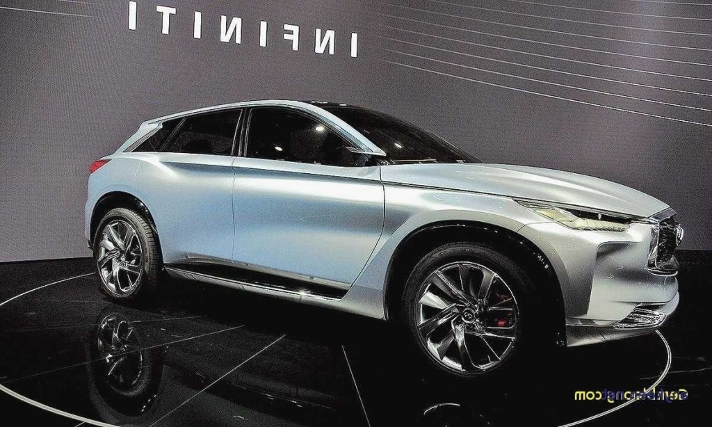 2020 Infiniti QX70 Concept