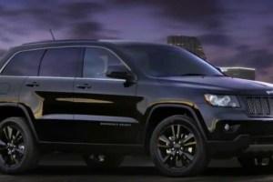 2020 Jeep Grand Cherokee Drivetrain