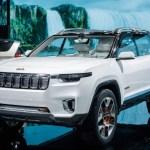 2020 Jeep Grand Cherokee Specs