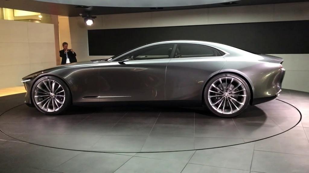 2020 Mazda 6 Redesign