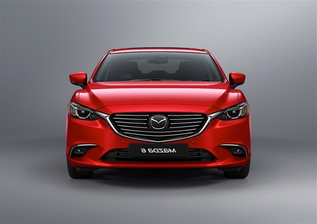 2020 Mazda 6 Release date