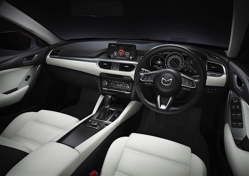 2020 Mazda 6 Spy Shots