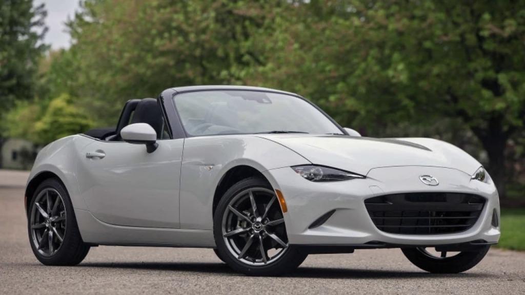 2020 Mazda Miata Exterior