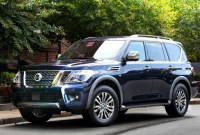 2020 Nissan Armada Pictures