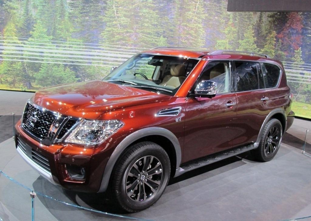 2020 Nissan Armada Release date