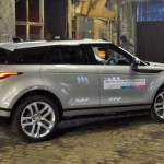 2020 Range Rover Evoque Engine