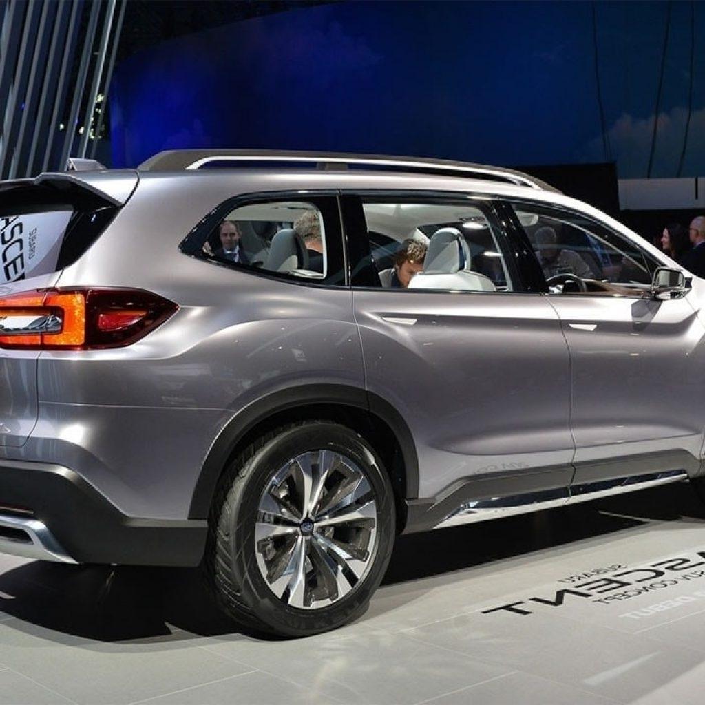 2020 Subaru Crosstrek Engine