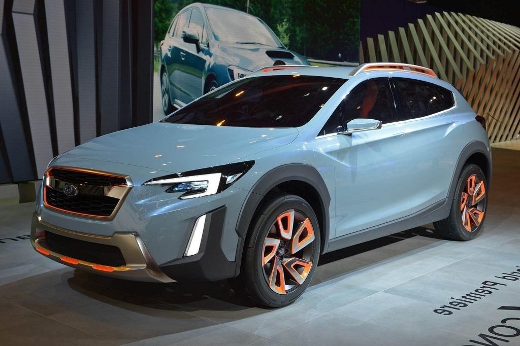 2020 Subaru Crosstrek Images