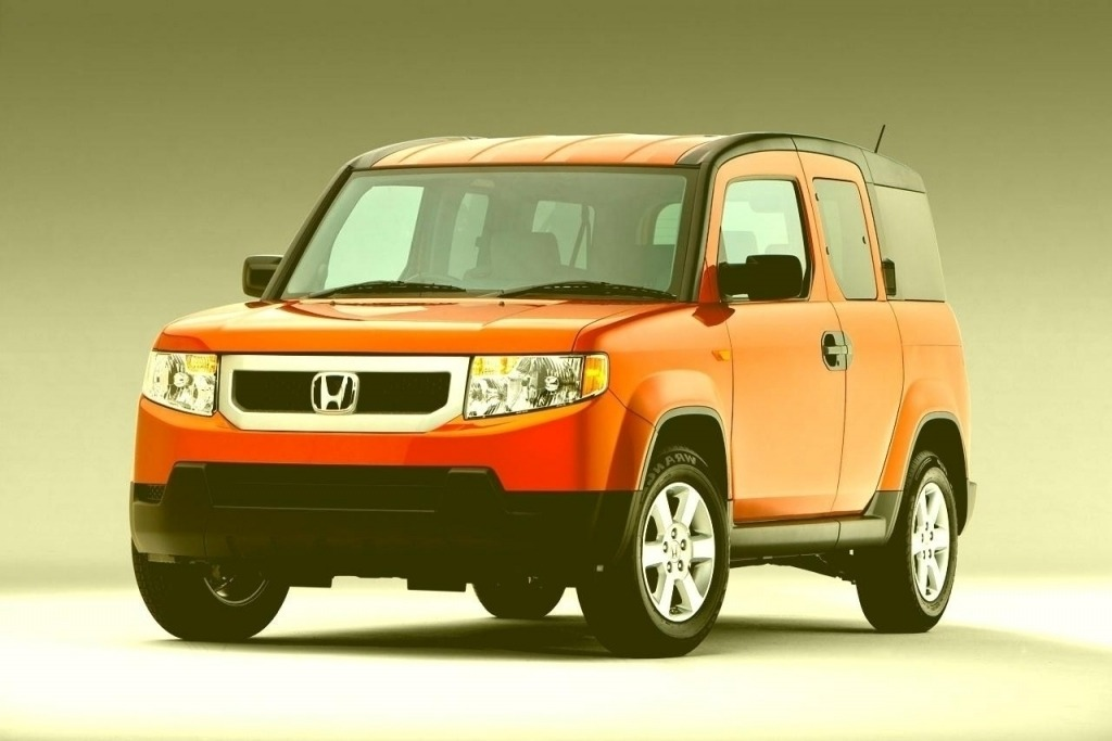 2021 Honda Element Wallpaper