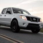 2021 Nissan Frontier Is Wallpaper
