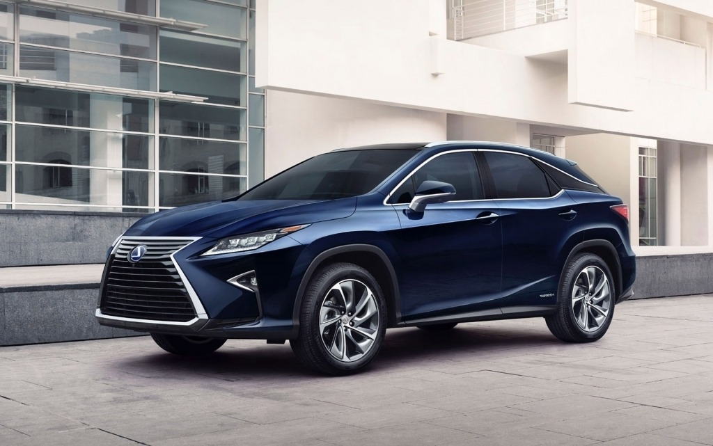 2020 Lexus RX 450h Release date