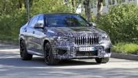 2021 BMW X6 Powertrain