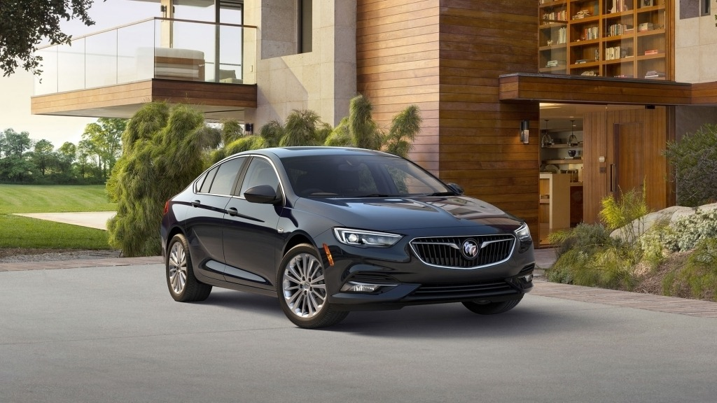 2021 Buick Regal Price