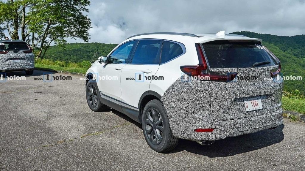 2020 Honda CRV Images