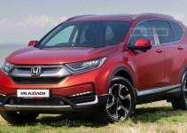 2020 Honda CRV Pictures