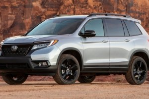 2021 Honda Passport Specs