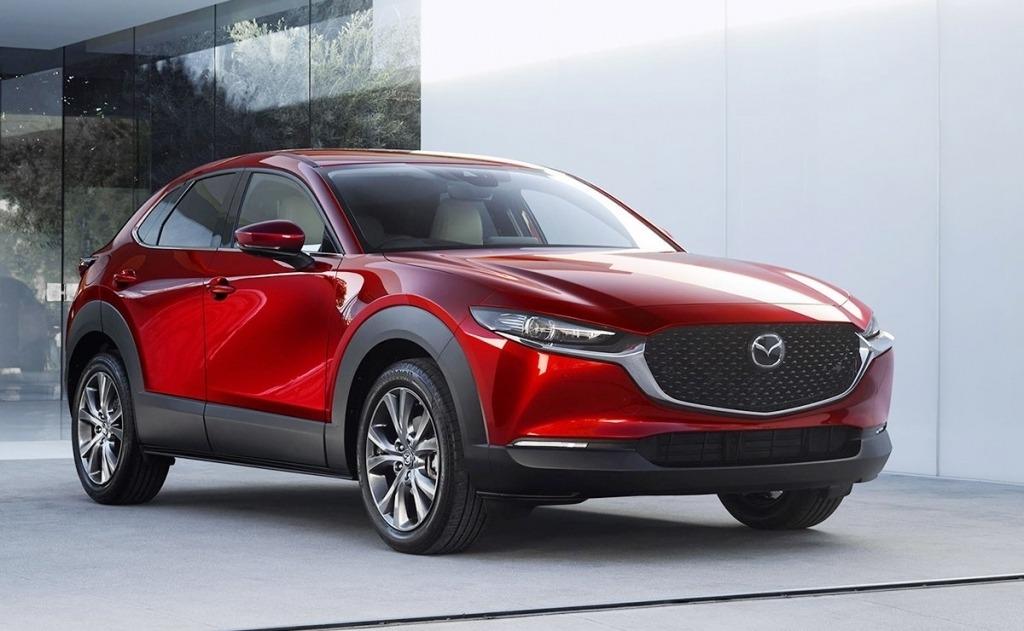2021 Mazda CX3 Concept