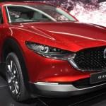 2021 Mazda CX3 Drivetrain