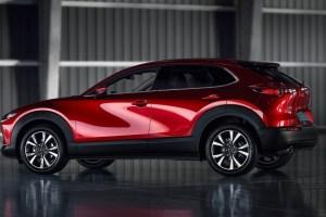 2021 Mazda CX5 Concept