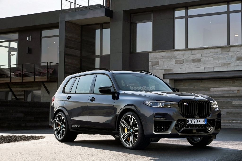 2021 BMW X7 Wallpapers