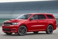 2021 Dodge Durango Spy Shots