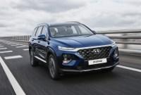 2021 Hyundai Santa Fe Release date