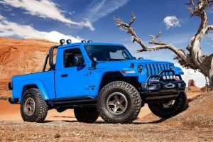 2021 Jeep Comanche Price
