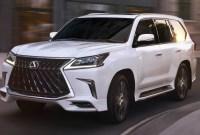 2021 Lexus LX Spy Shots