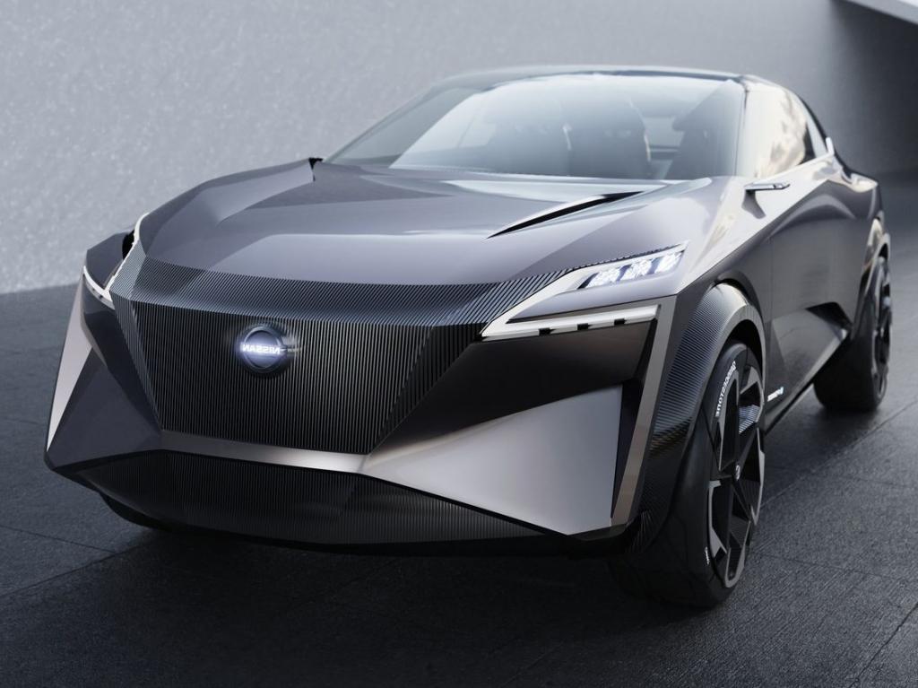 2021 Nissan Qashqai Engine