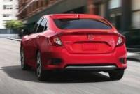 2022 Honda Civic Drivetrain