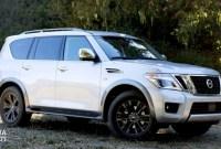 2022 Nissan Armada Drivetrain