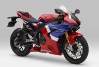 2021 Honda CBR1000RRR Concept