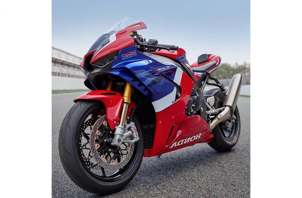 2021 Honda CBR1000RRR Drivetrain