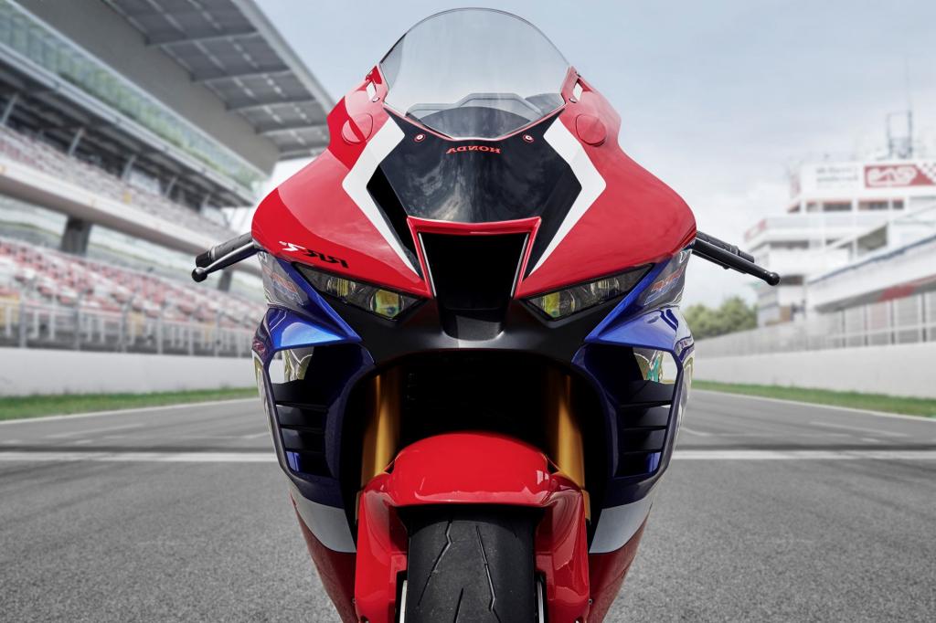 2021 Honda CBR1000RRR Wallpapers
