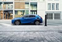 2021 Lexus UX300e Interior