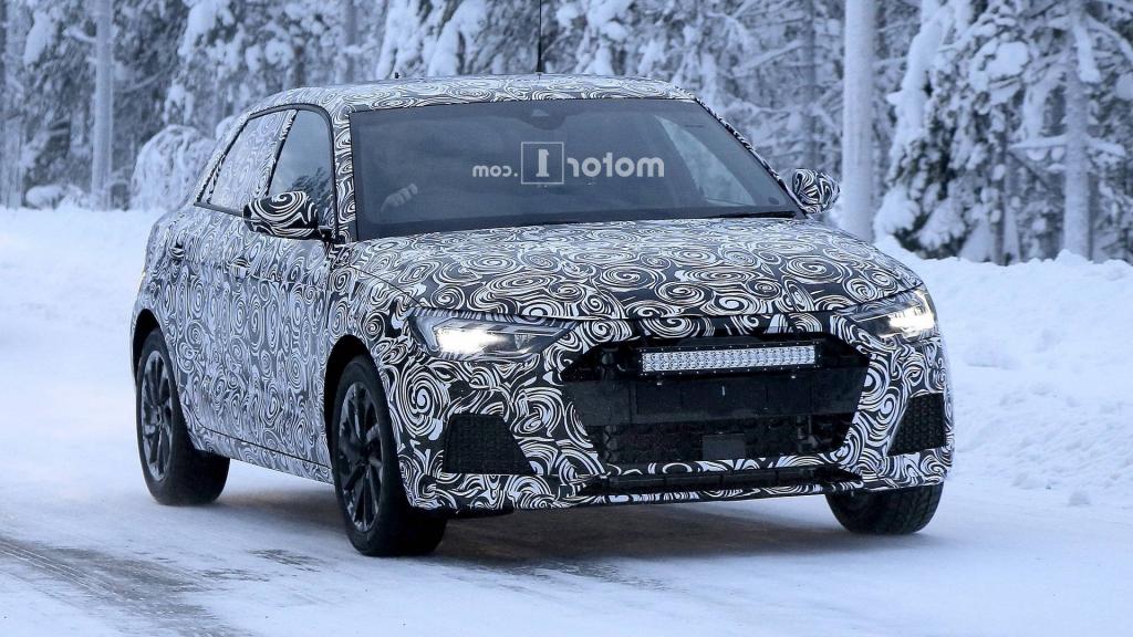 2021 Audi Q1 Exterior