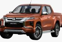 2021 Mitsubishi Triton Redesign