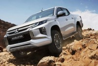 2021 Mitsubishi Triton Wallpaper